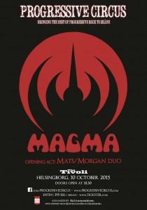 Magma Final Poster