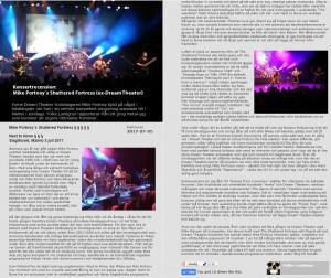 Review by Folke Lundgren for Slavestate Magazine